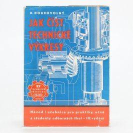 Kniha Jak číst technické výkresy