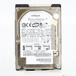 Pevný disk Hitachi IC25N040ATCS04-0 40 GB