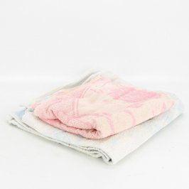 Sada bavlněných ručníků 2 ks