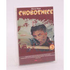 Kniha Chobotnice autor Marco Nese
