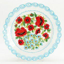 Dekorativní talíř k pověšení 25 cm