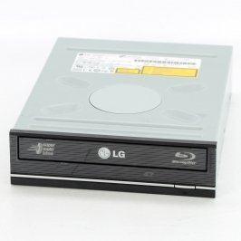 Blu-ray vypalovačka LG BH08LS20 černá