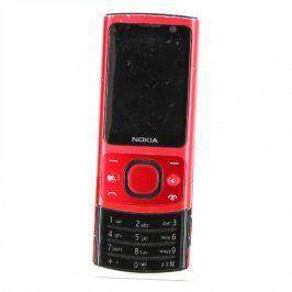 Mobilní telefon Nokia 6700 Slide červený