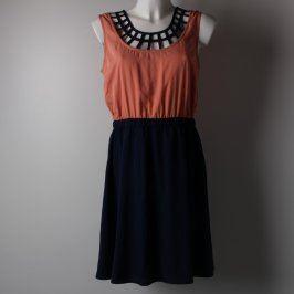 Dámské šaty Even&Odd černobroskvové