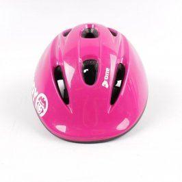 Dětská helma KIDDY One růžová