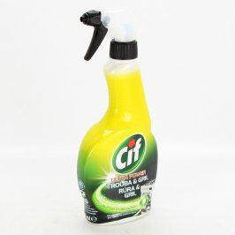Čistič na trouby a grily Cif Unilever