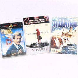 Mix BluRay, DVD a VHS 146471