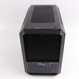 PC skříň Zalman M1 MiniTower černá