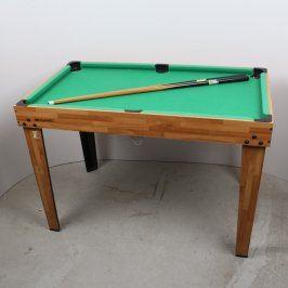 Hrací stůl Wolker 3v1 140x70 cm