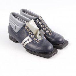 Běžkařské dámské boty Botas modré