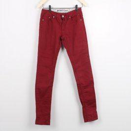 Dámské džíny Element červené
