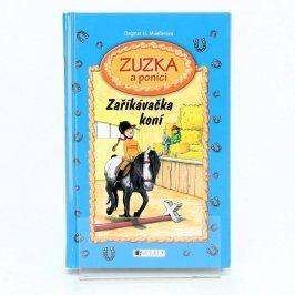 Kniha Zuzka a poníci Zaříkávačka koní