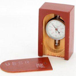 Mikrometr historický USSR