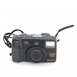 Analogový fotoaparát Pentax Espio 110 černý