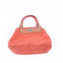 Dámská kabelka Prada oranžová