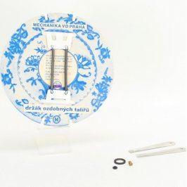 Nástěnný držák ozdobných talířů