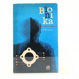Kniha L. P. Krajzner Bionika