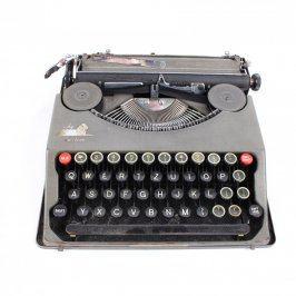 Mechanický psací stroj Baby de-luxe