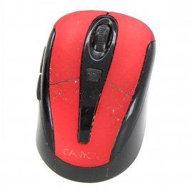 Bezdrátová myš CANYON CNR-MSOW06R červená