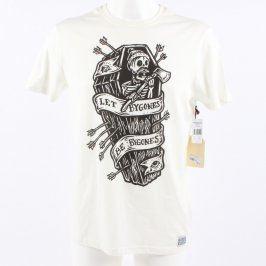 Pánské tričko Element bílé s obrázkem