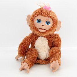 Plyšová opička Hasbro Fur Real Friends A1650