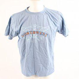 Pánské tričko Newland odstín modré