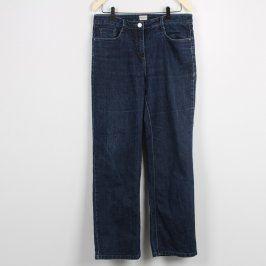 Dámské džíny C&A tmavě modré