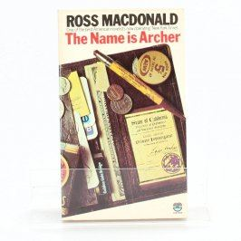 Kniha The name is Archer - Ross Macdonald