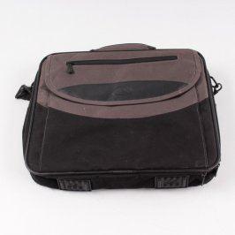 Brašna na notebook D-Lex LX-101P-BG černá