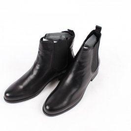 Dámská kotníčková obuv Baťa černá