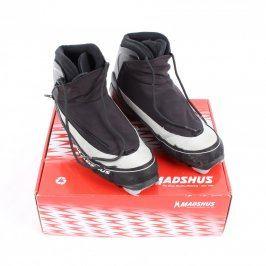 Běžkařské boty Madshus černé