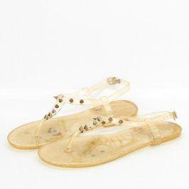 Gumové sandále do vody