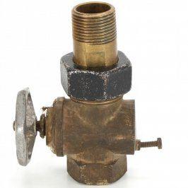 Kulový ventil přímý Js30