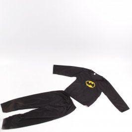 Dětský kostým Batman černý