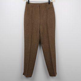 Dámské kalhoty BB odstín hnědé