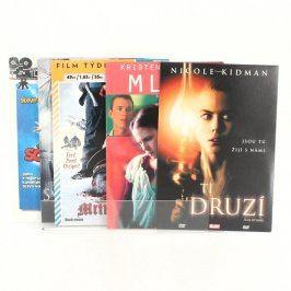 Mix BluRay, DVD a VHS 147262