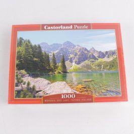 Puzzle Castorland Morskie oko lake, Poland