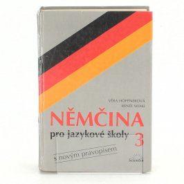 Kniha Němčina pro jazykové školy 3
