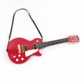 Dětská elektronická kytara s melodií Simba