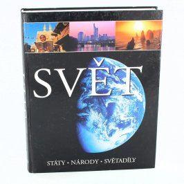 Kniha Svět - Státy, národy, světadíly
