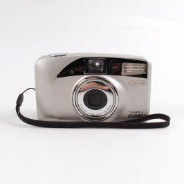 Analogový fotoaparát Yashica Power Zoom 80