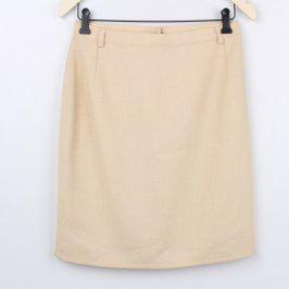 Dámská sukně BB v odstínu růžové