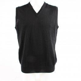 Pánská vesta Colerige černá