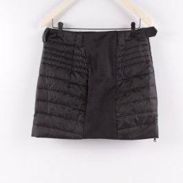 Dámská sukně Tchibo černá s vatováním