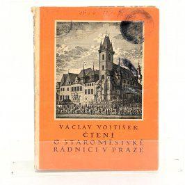 Historická kniha Staroměstská radnicePraha