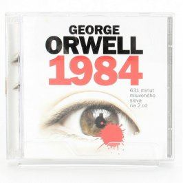 Audiokniha George Orwell - 1984 2CD