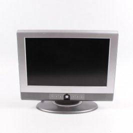 LCD monitor Hansol HW1710 šedý