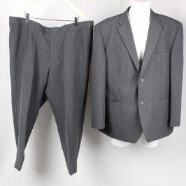Pánský oblek MÓDA Prostějov odstín šedé