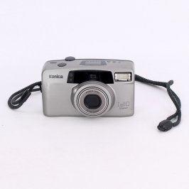 Analogový fotoaparát Konica Z Up 110 Super