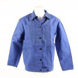 Pracovní bunda B.E.K. modrá